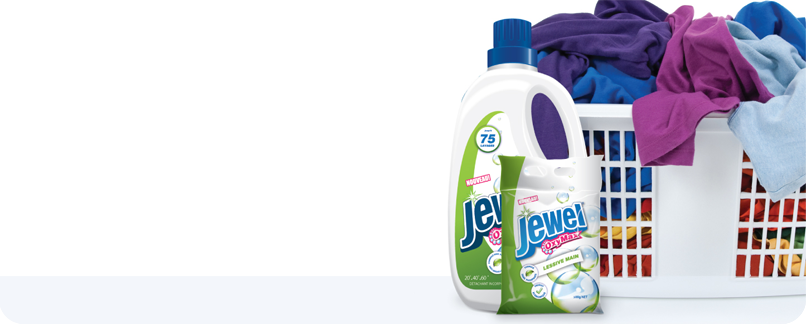 Jewel|Laundry detergent for hand and machine wash